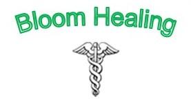 bloom healing logo